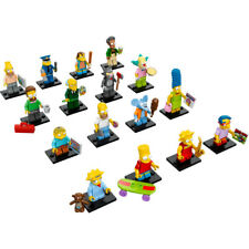 Authentic LEGO Collectible Minifigures The Simpsons Series 1 & 2 - You Pick!