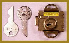 MAILBOX LOCK & KEYS - - - LORI / UNICAN / EAGLE / ILCO 4070A / KABA 1600-04-11