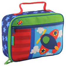 Stephen Joseph Airplane School Lunch Box for Kids - Lunch Bag for Boys