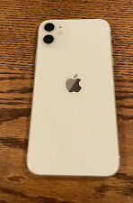Apple iPhone 11 - 64GB - White (T-Mobile) A2111 (CDMA + GSM)