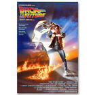 Back To the Future 1 2 3 Classic Film Silk Poster 12x18 24x36 inch 009