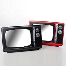 ESPEJO TELEVISION. 28 x 18 CM. MADERA. PRECIO POR UNIDAD.