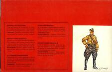 Waterloo 1815 Miniatures 1/72 GERMANY AND THE BROWN SHIRTS RESIN Figure Set