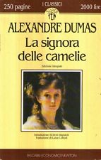 MU23 La signora delle Camelie Dumas Newton