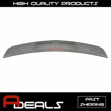 FOR NISSAN MURANO 2003-2008 BUMPER BILLET GRILLE GRILL INSERT A-D