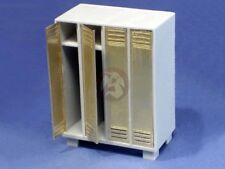 Resicast 1/35 4 Door Steel Storage Locker Cabinet WWI / WWII era [w/PE] 352382