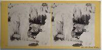 Frost Work Fotografia Kilburn Stereo Vintage Albumina
