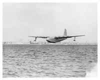 Spruce Goose Howard Hughes Flying Boat In Flight 8 x 10 Silver Halide Photo