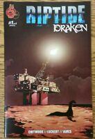 RIPTIDE DRAKEN #1 (OF 4) CVR A 2020 RED 5 COMICS 9/16/20 NM