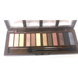 city color BARELY EXPOSED eyeshadow palette <us seller>FREESHIPPING