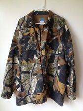 DRYSDALES 2XL Western Wear CAMOFLAGE Fleece Jacket  Size XXL