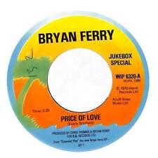 "Bryan Ferry - Price Of Love - 7"" Record Single"