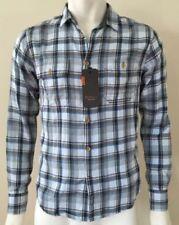 Ben Sherman Plaids & Checks Button-Front Casual Shirts for Men