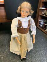 Schildkrötpuppe Puppe Vinyl Puppe 72 cm. Top Zustand
