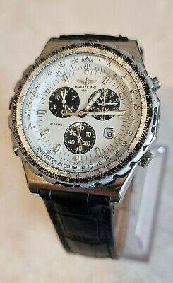 Breitling Jupiter Pilot Navitimer Chronograph Watch Ref. A59028