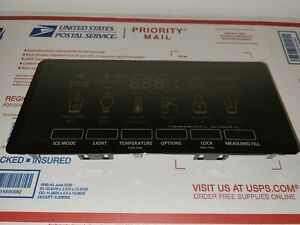 Kitchen Aid Refrigerator Dispenser Control Board. W10623103