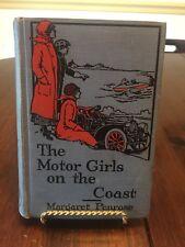 The Motor Girls On The Cosst By Margaret Penrose 1913
