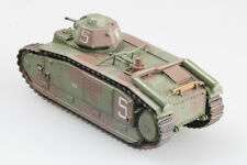 Easy Model 36158 WW II Ground Armour Char B1 ready to display Factory built 1:72
