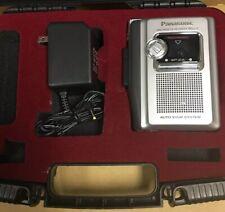 "Panasonic Handheld Tape Cassette Pocket Voice Recorder Player Rq-L11 ""Read 1St-1"