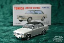 [TOMICA LIMITED VINTAGE LV-89b 1/64] DATSUN BLUEBIRD 1600 SSS (White)