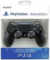 Sony PS4 Playstation Offical DualShock 4 Controller V2 - Black