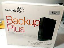 Seagate BACKUP PLUS 1TB External Hard Drive backup/storage Mac/WIn