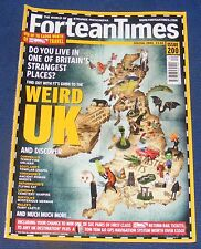 FORTEAN TIMES FT200 SPECIAL 2005 - WEIRD UK