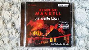Die Weiße Löwin - Sonderausg./2 CDs von Henning Mankell (2010)