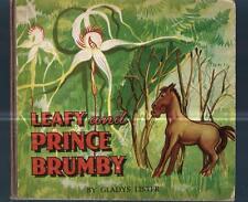 Gladys lister...LEAFY & PRINCE BRUMBY....RARE!!!!