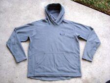 PATAGONIA Hooded Pullover micro fleece jacket shirt Men's M lightweight