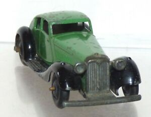 RD24 Dinky Toys 36d Rover Saloon VGC