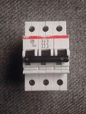 Abb S283 3A 3-Pole Circuit Breaker K3A