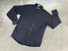 Geoffrey Beene Men's Vintage Wrinkle Free Button Down Dress Shirt | 16 1/2-34/35