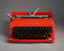 Olivetti Valentine travel typewriter Ettore Sottsass 1969 with case