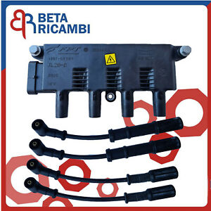 BOBINA ACCENSIONE BOSCH FIAT PANDA 1.2 NATURAL POWER KW:44 2007/>2009 F000ZS0103