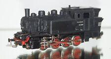 Zeuke BR 92 6582 DR schwarzer Metallrahmen