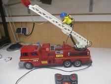 Mega Feuerwehrlöschzug mit Fernbedienung von Woolworth