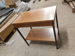 Veneer Telephone Table