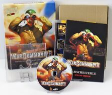2x PC - PC War Commander Rangers lead the way + Sudden Strike - Big Box