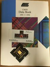 Atmel Cmos Data Book Databook 1991 1992