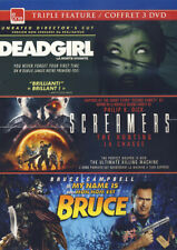 DEADGIRL / SCREAMER : THE HUNTING / MY NAME IS BRUCE (TRIPLE FEATURE) (BIL (DVD)
