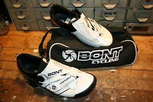 Size 44.5 Bont Carbon Fiber Cervelo Test Team Road Shoe