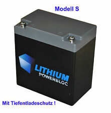 LITHIUM POWERBLOC 11S mit BMS LiFePO4 Akku 13,2V 11Ah 4S10P A123 APR18650M1