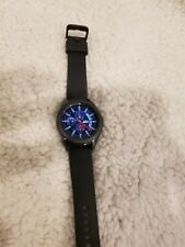 Samsung Galaxy Watch SM-R810 42mm Midnight Black Case Classic Buckle Onyx Black