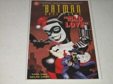 Batman Adventures Mad Love 1994 Joker Harley Qunn #3RD Printing Comic Book Novel