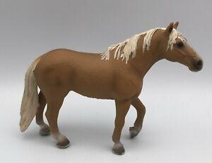 Schleich PALAMINO STALLION 2006 Retired Horse Animal figure 13618