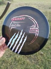 Discraft Paul McBeth 5x Holo Claw Signature Z Zone - Rare LE🔥five 175g BLACK