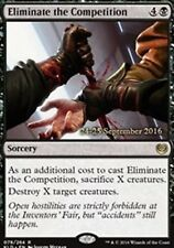 MTG Magic - (R) Kaladesh - Eliminate the Competition Prerelease FOIL - NM