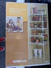 Closetmaid pantry organizer