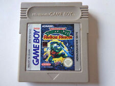 GameBoy Spiel - Teenage Mutant Hero Turtles III (3) Radical Rescue (PAL) (Modul)
